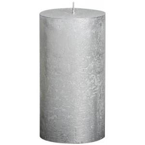 Zilver kaarsen