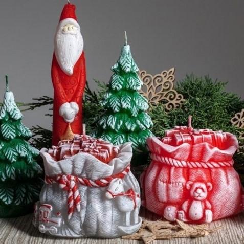 Kerst Figuurkaarsen