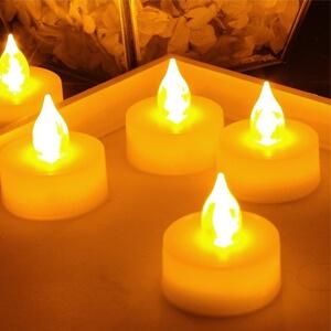 Horeca led kaarsen