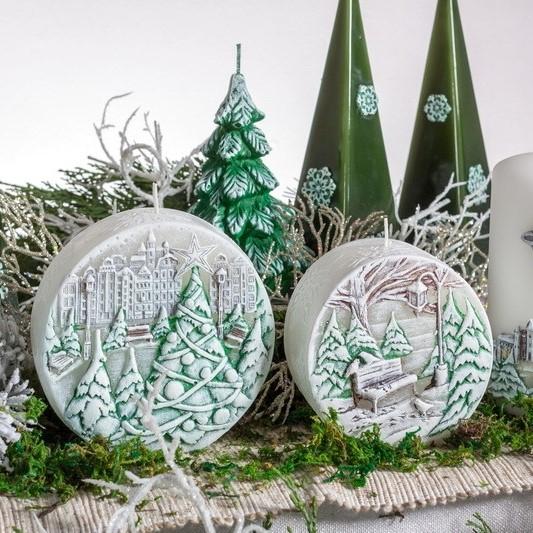 Kerststad *binnenkort in het assortiment