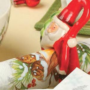 Kerstmis servetten