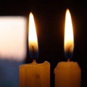 Sjabbat / Shabbos kaarsen