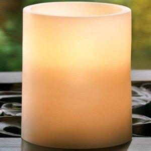 Wax windlicht kaarsen