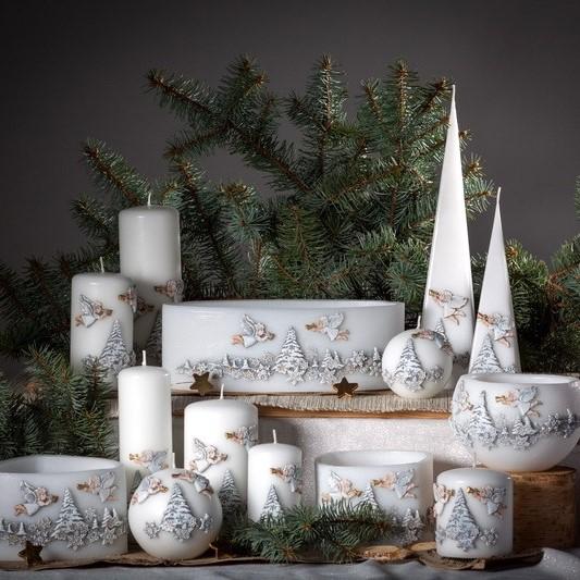 Kerstboom met Engelen