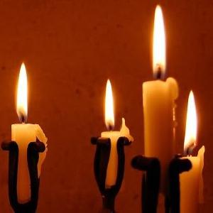 Gotische kaarsen