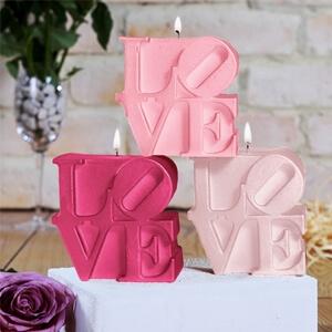 Liefde en hart collectie