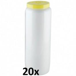 20 stuks Godslampolie graflichten nr. 12 in een voordeel verpakking