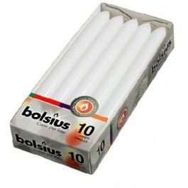 Witte dinerkaarsen 230/20 Bolsius