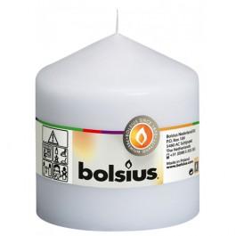 Wit stompkaars 100/100 Bolsius