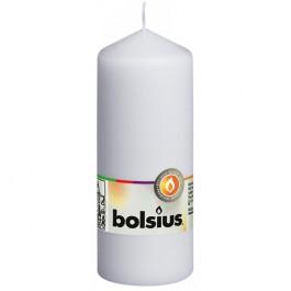 Wit stompkaars 150/60 Bolsius