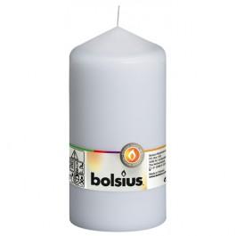 Wit stompkaars 150/80 Bolsius