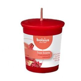 Bolsius votive granaatappel - pomegranate geurkaars 53/45 (15 uur)