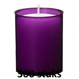 Horeca refills in de paarse kleur 64/51 300 stuks