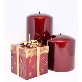Rode Glanzen Cadeau Set