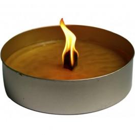 Vuurblikje xl schitterend brandend voor tuin - terras en evenement