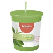 Bolsius votive groene thee - green tea geurkaarsen 53/45 (15 uur)