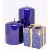 Blauw Glanzen Cadeau Set