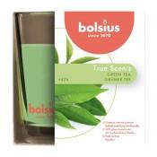 Bolsius geurglas groene thee - green tea geurkaarsen 95/95