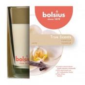 Bolsius geurglas vanille - vanilla geurkaarsen 95/95