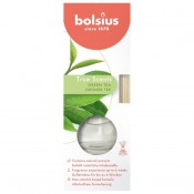 Bolsius geurstokjes groene thee - green tea geurverspreiders 45 ml True Scents