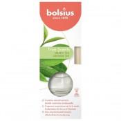 Bolsius geurstokjes groene thee - green tea geurverspreider 45 ml True Scents