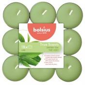 Bolsius groene thee - green tea geurtheelichtjes