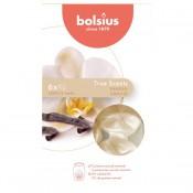 Bolsius wax melts vanille - vanilla geur (25 uur)