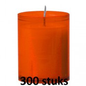 Horeca refills in de oranje kleur 64/51 300 stuks