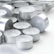 1000 stuks witte 8 uur waxinelichten van uitstekende kwaliteit