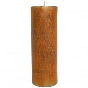 Terracotta loft rustiek stompkaars 200/70