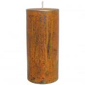 Terracotta loft rustiek stompkaars 150/70