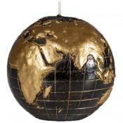 Zwarte Wereldbol (50uur)