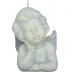 Ivoor engel figuurkaars nr. 5