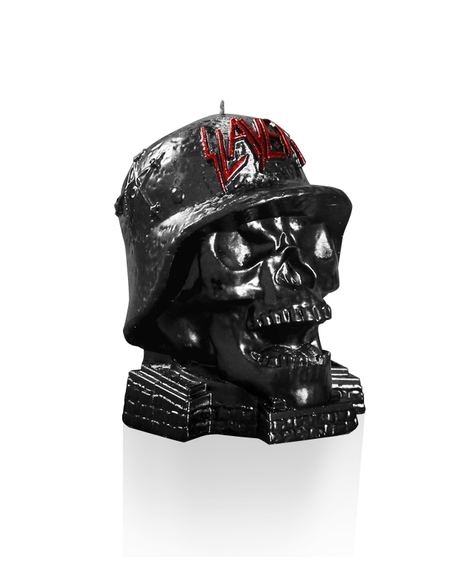 Slayer fan kaarsen