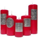 Haal de kaarsen warmte in huis met de Sinterklaas en Kerstmis